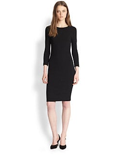 Vince - Stretch-Jersey Dress