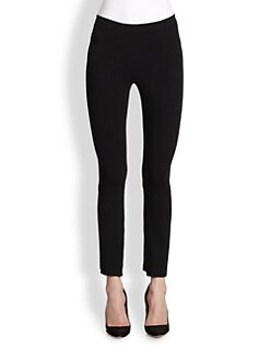 Vince - Cropped Ponte Leggings