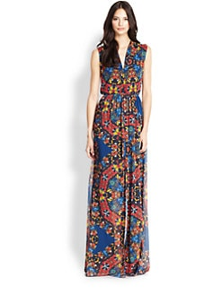 Alice + Olivia - Marianna Maxi Dress