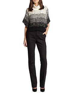Alice + Olivia - Slim Bootcut Pants