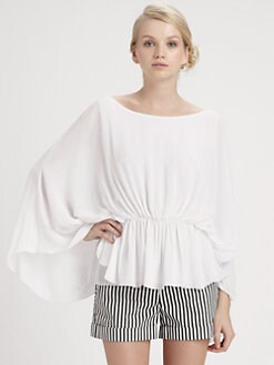 Alice + Olivia - Judith Butterfly Top