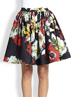 Alice + Olivia - Pia Full Skirt
