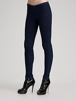 Alice + Olivia - Denim Leggings