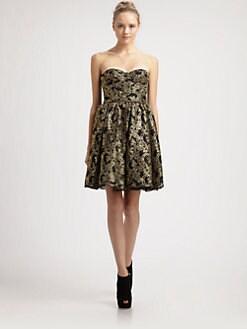 Alice + Olivia - Caryn Bustier Dress