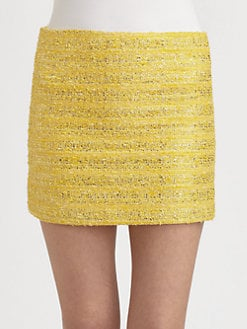 Alice + Olivia - Leigh A-Line Skirt