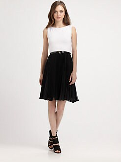 Alice + Olivia - Marianne Sleeveless Dress