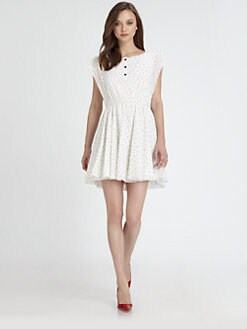 Alice + Olivia - Matilda Silk Dress
