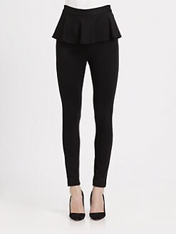 Alice + Olivia - Peplum Pant