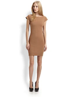 Alice + Olivia - Tiffany Easy-Fit Dress