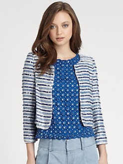 Alice + Olivia - Symson Beaded Jacket