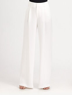 Alice + Olivia - Eric Wide Leg Pants