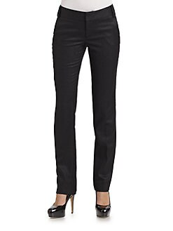 Alice + Olivia - Stacey Slim-Leg Pants