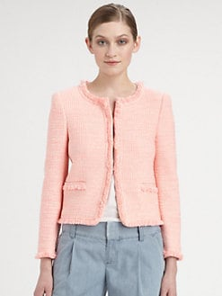 Alice + Olivia - Kidman Box Jacket