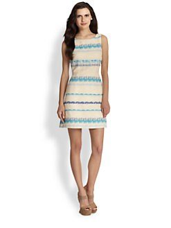 Alice + Olivia - Everleigh Printed Dress