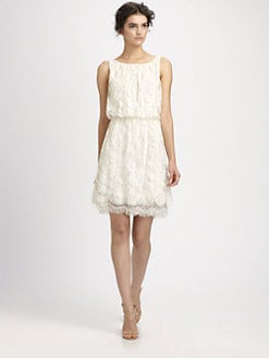 Alice + Olivia - Denise Lace Dress
