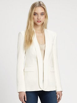 Alice + Olivia - Tuxedo Blazer