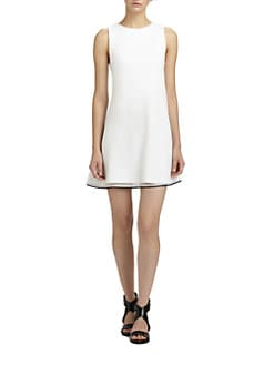 Alice + Olivia - Stella A-Line Shift Dress