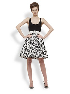 Alice + Olivia - Paris Flared Dress