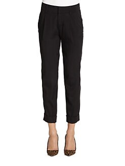 Alice + Olivia - Arthur Silk Pants