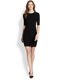 Alice + Olivia - Ruched Dress