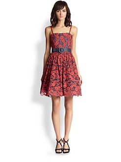 Alice + Olivia - Sia Lace Dress