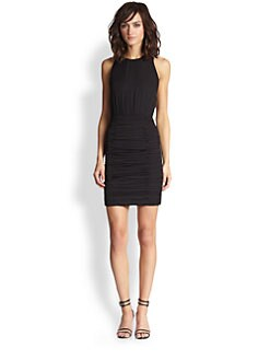 Alice + Olivia - Elaina Silk Dress