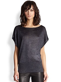 Alice + Olivia - Celie Metallic Sweater
