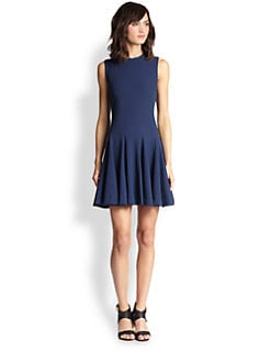 Alice + Olivia - Chantil Flared Dress