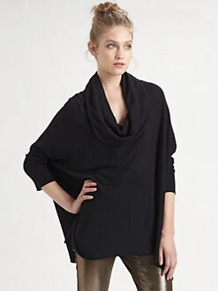 Alice + Olivia - Cowlneck Poncho