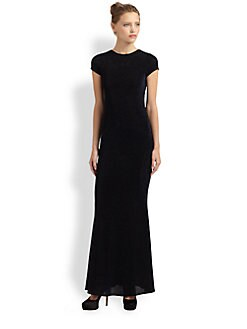 Alice + Olivia - Lanie Cutout Maxi Dress