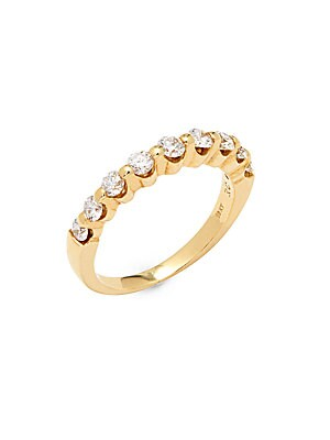 Click here for 18K Yellow Gold & Diamond Ring prices