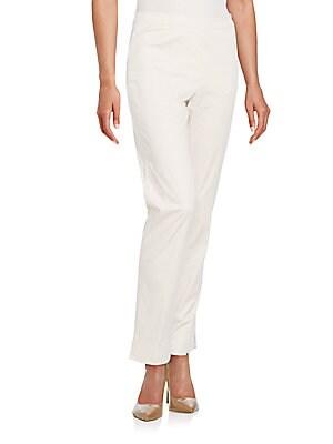 Bleecker Stretch Cotton Pants