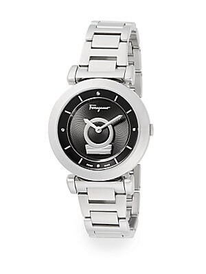 Minuetto Stainless Steel Bracelet Watch