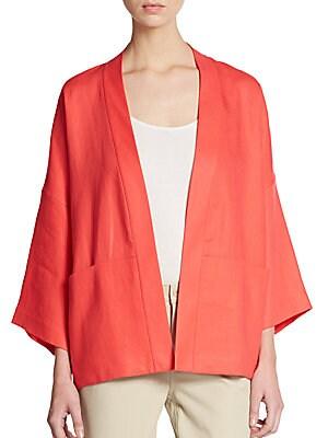 Cherise Linen Jacket