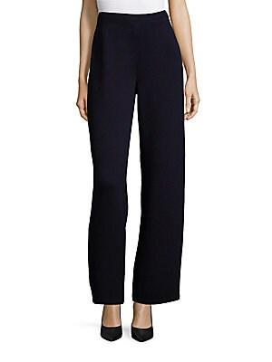 Santana Knit Wide-Leg Pants