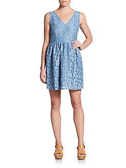 Phaedra Lace Dress