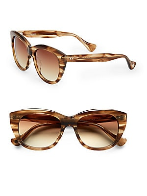 Savoy Cat's-Eye Sunglasses