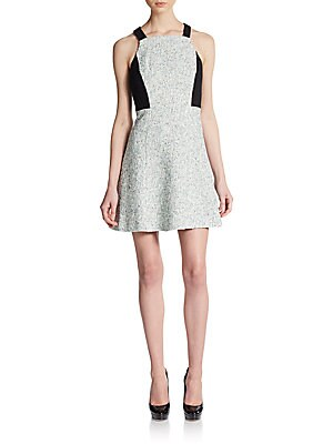 Ava Tweed Dress