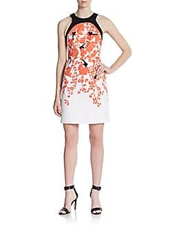Nolita Floral-Print Dress