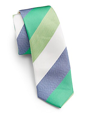 Nash Striped Tie