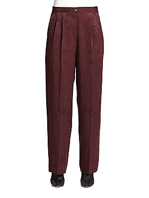 Sanderson Silk Pants