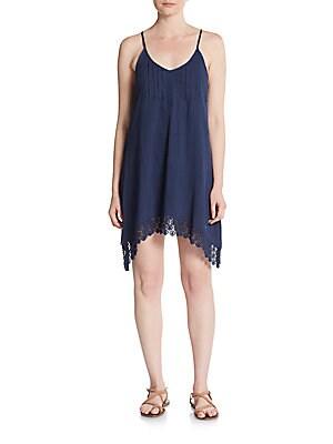 Swing Cotton Slip Dress