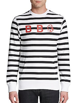 Bee Bee See Striped Sweater