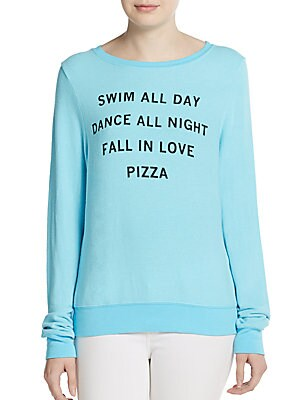 Pizza Party Sweatshirt