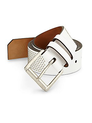 Archer Mini Studded Leather Belt