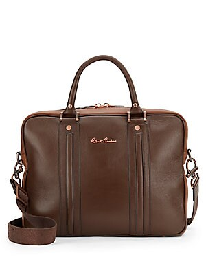 Raleigh Leather Briefcase