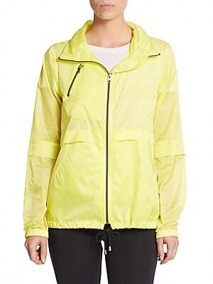 Packable Zip-Front Jacket