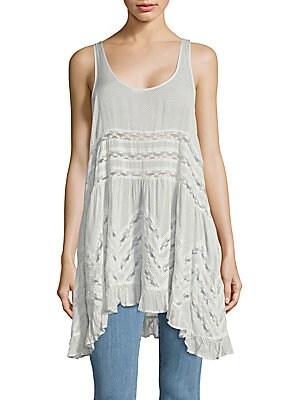 Trapeze Slip Dress