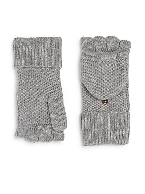 Keighley Cashmere Fingerless Gloves