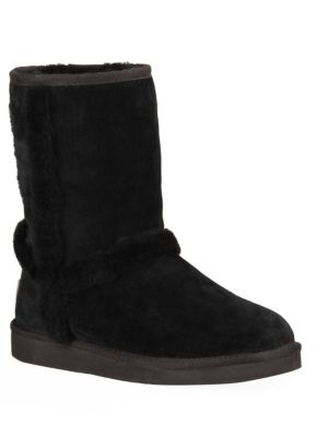 Ladies Carter Water Resistant Suede Boots UGG